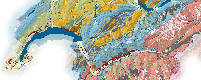 Auf welchen Gesteinen wächst Schweizer Wein?